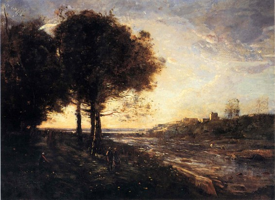 Current Exhibition: Jean Baptiste Camille Corot Apr  2 - Oct 28, 2020